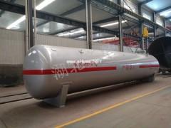 湖北齐星液化气储罐焊接工艺程序