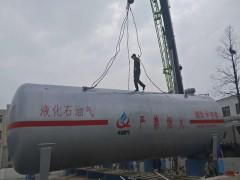 """又一液化气站顺利改造 湖北齐星""""添砖加瓦"""""""