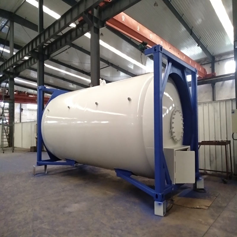 lpg气体罐箱生产厂家设计参数图片