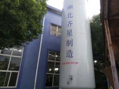 32立方液态二氧化碳储罐制造完成出厂