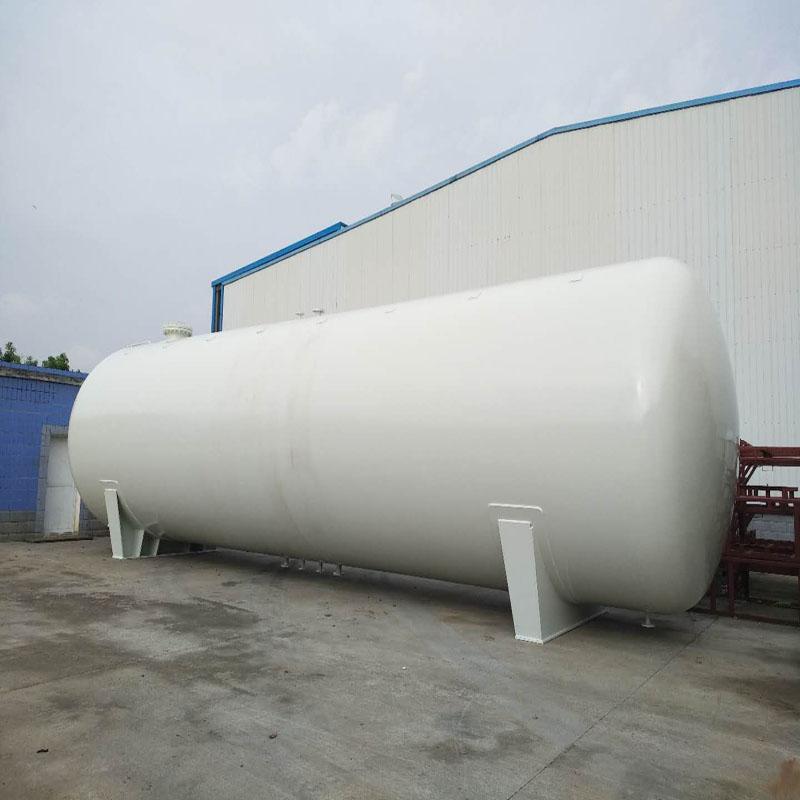 120立方液化气储罐制造参数齐星供应图片